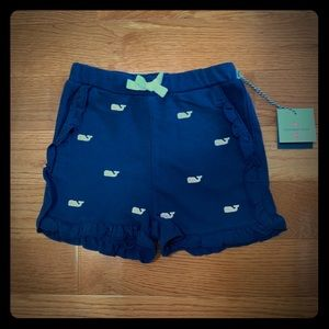 NWT Girls Vineyard Vines For Target Shorts. 4T